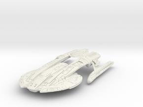 STO Armitage-Class in White Natural Versatile Plastic: Large