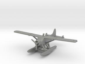 de Havilland Canada DHC-2 Beaver Seaplane in Gray Professional Plastic