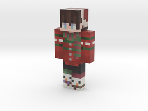 KrowZy_   Minecraft toy in Natural Full Color Sandstone