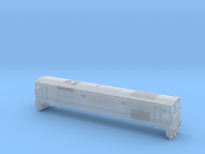 FGC 254 H0m in Smooth Fine Detail Plastic