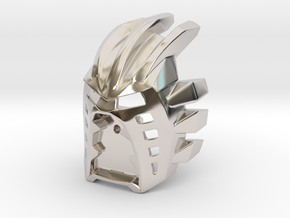 [Titan] Kanohi Avohkii in Platinum