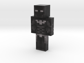 batman | Minecraft toy in Natural Full Color Sandstone