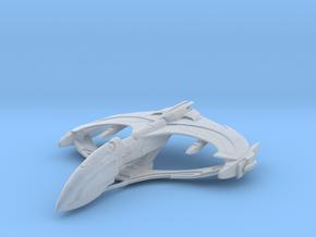 Romulan Aelahl Class Light Warbird in Smooth Fine Detail Plastic