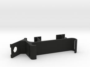 Nintendo Switch - GameCube Controller Mount in Black Natural Versatile Plastic