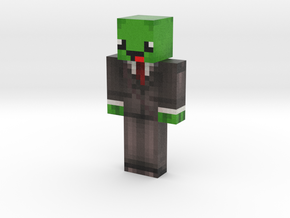 Turttles   Minecraft toy in Natural Full Color Sandstone