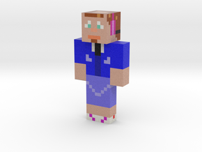 furryears   Minecraft toy in Natural Full Color Sandstone