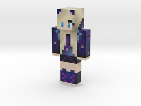 mollieyay   Minecraft toy in Natural Full Color Sandstone