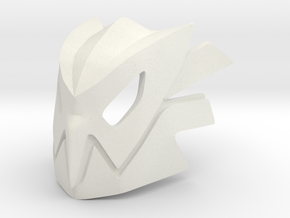 Great Mask of Incomprehension in White Natural Versatile Plastic