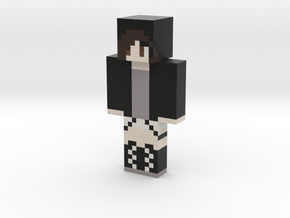 SpiritualWolfEm | Minecraft toy in Natural Full Color Sandstone