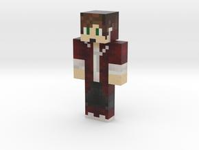 JohannesP11 | Minecraft toy in Natural Full Color Sandstone