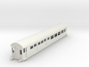 o-32-gcr-barnum-open-3rd-saloon-brake-coach in White Natural Versatile Plastic