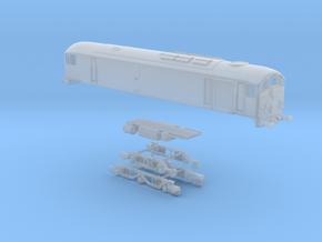 MetroVick Class 28 CoBo Kit N Gauge in Smooth Fine Detail Plastic: 1:148