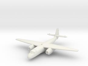 (1:144) Arado Ar 234 Jäger in White Natural Versatile Plastic