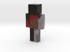 TEST   Minecraft toy in Natural Full Color Sandstone
