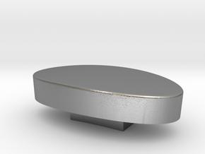 Tensjo kashira 3.57 x 1.04 x 1.96 cm in Natural Silver