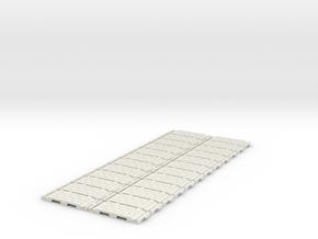 p-32st-slim-flexi-straight-x24-100-1a in White Natural Versatile Plastic