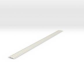 p-165st-slim-flexi-tram-track-100-x48-1a in White Natural Versatile Plastic