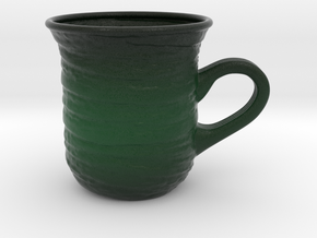 Decorative Mug in Matte Full Color Sandstone