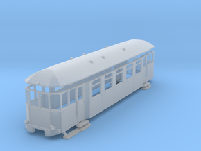 Sylter Inselbahn VT 23 / DEV VT 43 in Smoothest Fine Detail Plastic