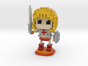 He-Man 2018 in Natural Full Color Sandstone