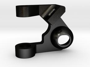 MC3 Wide Front End Stability Kit- Upper Left Arm in Matte Black Steel