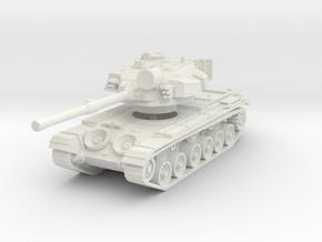 Centurion 5 australian scale 1/87 in White Natural Versatile Plastic