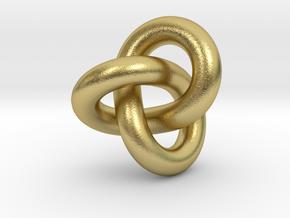 B&G Prime 3.1 in Natural Brass