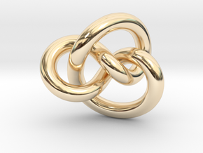 B&G Prime 4.1 in 14K Yellow Gold