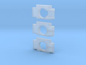 Anticondensa Billet Box Rev4 per boro Tank Billet  in Smooth Fine Detail Plastic