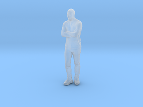 Printle C Homme 2229 - 1/87 - wob in Smooth Fine Detail Plastic