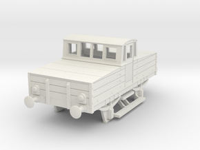 b-100-mr-battery-loco in White Natural Versatile Plastic