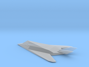 F-117 1I150 in Smooth Fine Detail Plastic