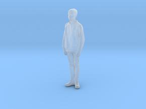 Printle C Kid 263 - 1/87 - wob in Smooth Fine Detail Plastic