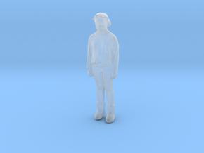 Printle C Kid 264 - 1/87 - wob in Smooth Fine Detail Plastic