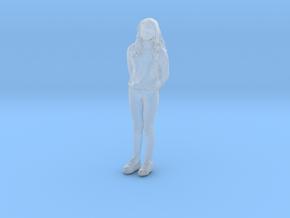 Printle C Kid 285 - 1/87 - wob in Smooth Fine Detail Plastic