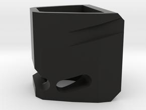 PPQ compensator in Black Natural Versatile Plastic