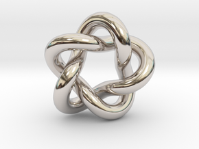 B&G Prime 5.1 in Rhodium Plated Brass