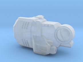 Tau Onager Gauntlet left, several variants in Smooth Fine Detail Plastic: d3