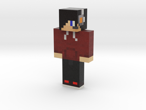 asianethan   Minecraft toy in Natural Full Color Sandstone