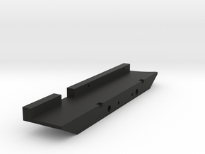 Delta Chassis Toyota Left Side Slider in Black Natural Versatile Plastic