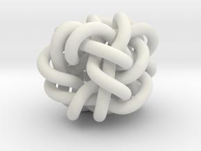 B&G Knot 018 in White Natural Versatile Plastic
