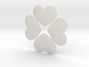 Cosplay Gems for Dumpty Key in White Natural Versatile Plastic