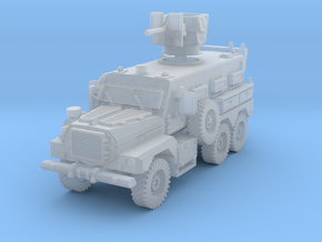 MRAP cougar 6x6 scale 1/160 in Smooth Fine Detail Plastic