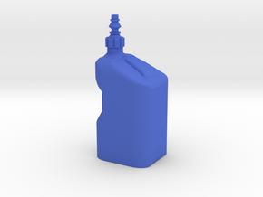Scale Tuf Jug fluid container in Blue Processed Versatile Plastic