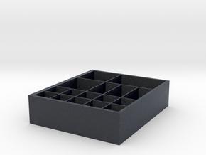 Storage box in Black PA12