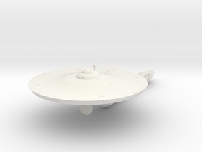 2500 Saladin mk4 Drake class TOS in White Natural Versatile Plastic