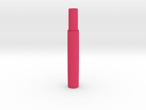 伸縮吸管 in Pink Processed Versatile Plastic