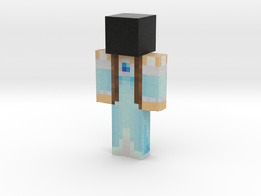iceprincess(1) | Minecraft toy in Natural Full Color Sandstone