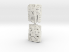 Powermaster Engine 2-Pack (Titans Return) in White Natural Versatile Plastic