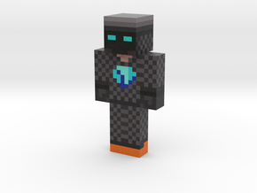 MightyMaxz | Minecraft toy in Natural Full Color Sandstone
